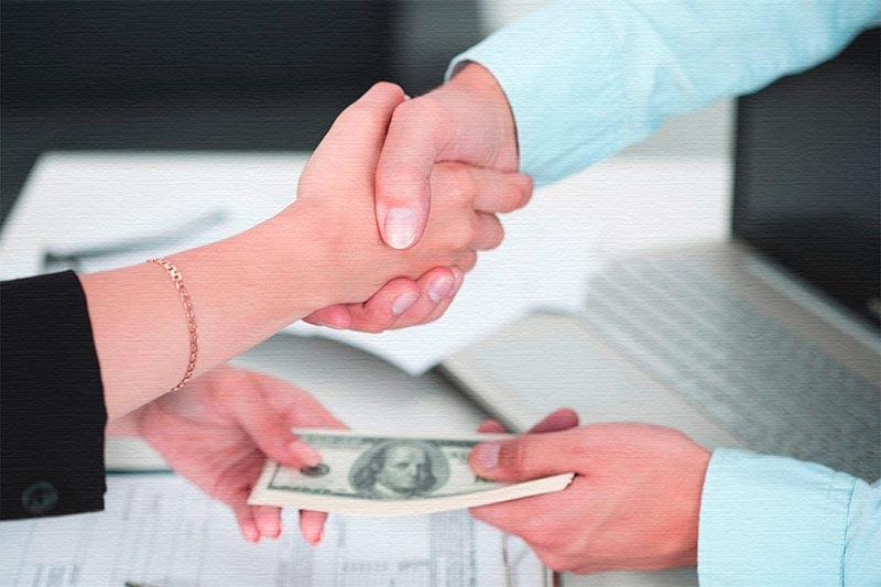 Списать задолженность по займам